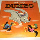 Disney's Dumbo DISNEYLAND ST 3904 Storybook Soundtrack Record