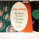 The Caroleers - The Worlds Favorite Christmas Carols - CARDISC 3000  Record LP
