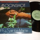 The Best Of Buffy Sainte-Marie - Moonshot - VANGUARD 40003  Folk Quad Records  LP