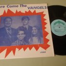Burl Rogers Here Come The Vangels Christian Gospel Rare Private Label
