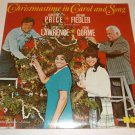 Christmastime Carol And Song Steve Lawrence NEW SEALED Private Label