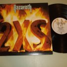 Nazareth   2XS   A&M 4901  Rock  LP