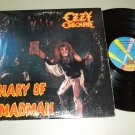 Ozzy Ozbourne  Diary Of A Madman  JET 37942  Rock  LP