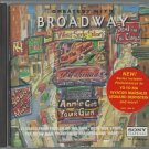 Greatest Hits Broadway  Yo-Yo Ma Wynton Marsalis Leonard Bernstein CD