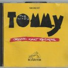 The Who - Tommy Original Cast Recording - 2CD's
