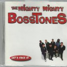 The Mighty Mighty BossTones - Let's Face It -  CD