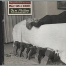 Sam Phillips - Martinis & Bikinis -  CD