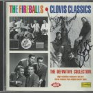 The Fireballs - Clovis Classics - Signed By 2 Members