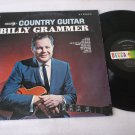 Billy Grammer  Country Guitar  DECCA 74642  Country Record  LP