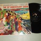General Motors 50th Anniversary Show  RCA LOC-1037 Original Television Soundtrack LP