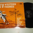 TV Western Themes   Slim Boyd And The Rangehands   CORONET 175 Record LP