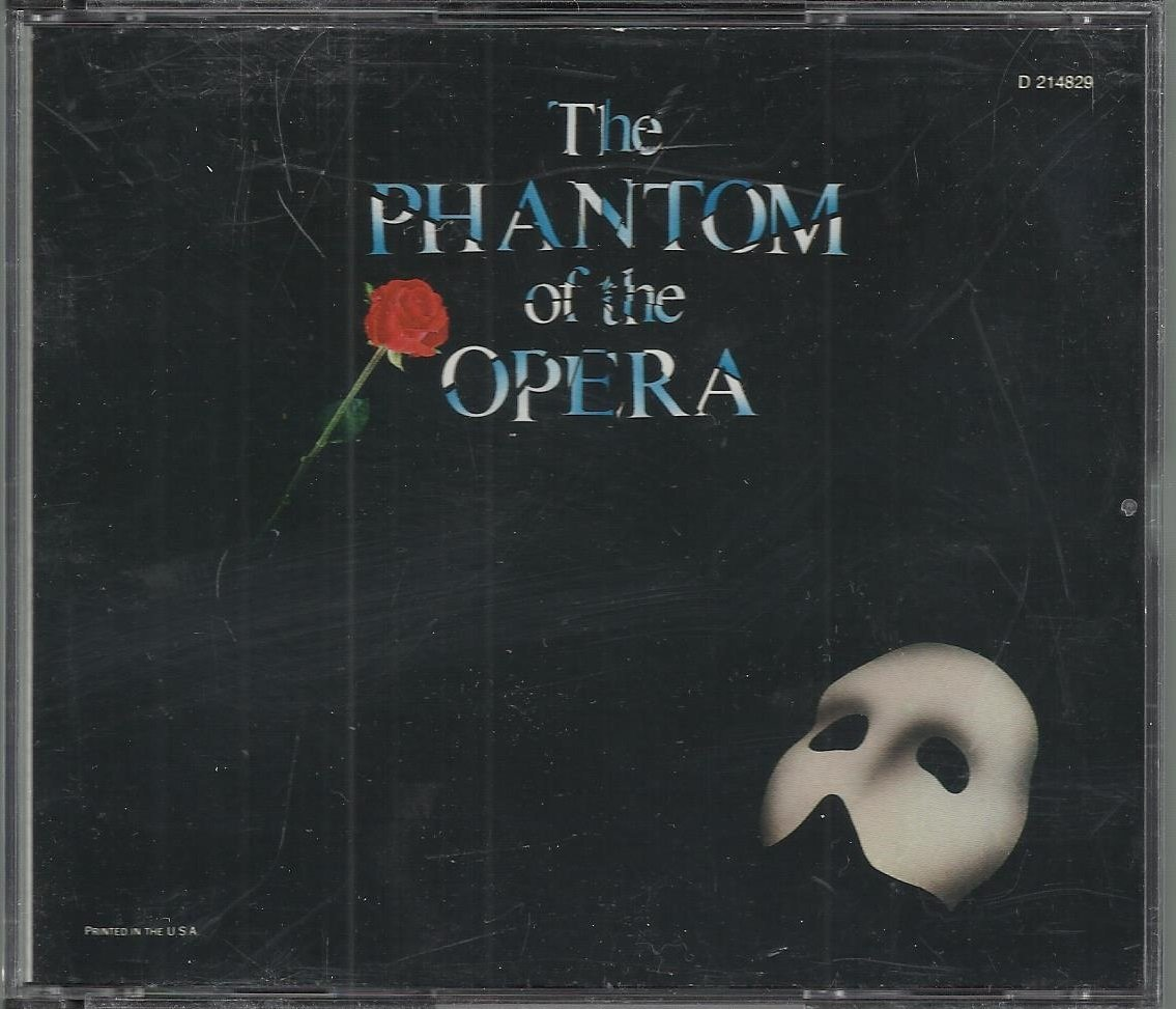 The Phantom Of The Opera - Michael Crawford - Original Cast   2 CD's