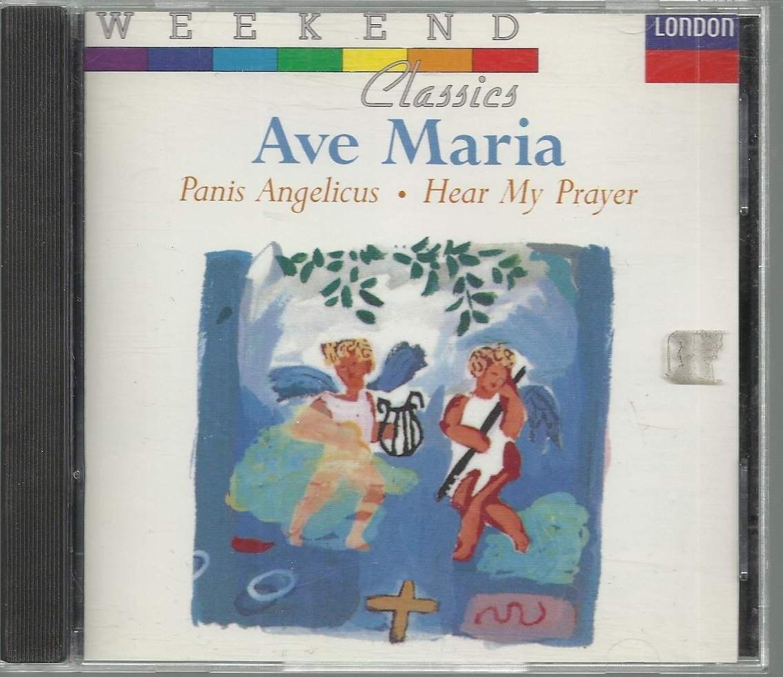 Ave Maria   Various Artist    Classical  CD