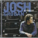 Josh Groban  In Concert -  CD and DVD