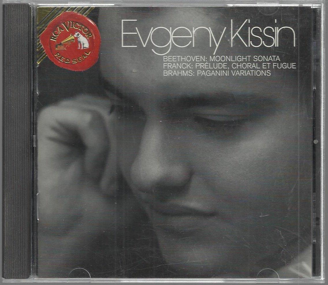 Evgeny Kissin  Beethoven  Franck  Brahms    Classical  CD
