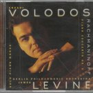 Rachmaninoff Piano Concerto #3  Arcadi Volodos  James Levine    Classical  CD