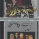Blackwood Brothers Quartet   2  New Sealed  Christian CD
