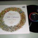 Robert Irving - The Seasons Ballet - CAPITOL 8551 - Classical Record LP