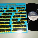 Steam In Stereo - BBC  Sound Effects    Record LP
