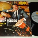 William Holden Presents Far Away Places  Warren Barker  WB 1308   Record
