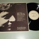 Michel Block Pianist Beethoven Chopin HARP 1002 NM Classical Record LP