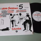 Norman Granz Jam Session #5  COLUMBIA 10067 Various Artist  Jazz  Record  LP