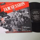 Coast To Coast Jam Session  PHILIPS 07023  Various Artist  Jazz  Record  LP