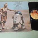 The Story Of Star Wars  20th CENTURY FOX 550 Original Soundtrack  Record  LP