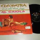 Al Caiola  Cleopatra And All That Jazz   UAL3299   Jazz Guitar Record  LP