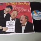 The Three Stooges  The Nonsense Songbook  MCA 909  Comedy LP