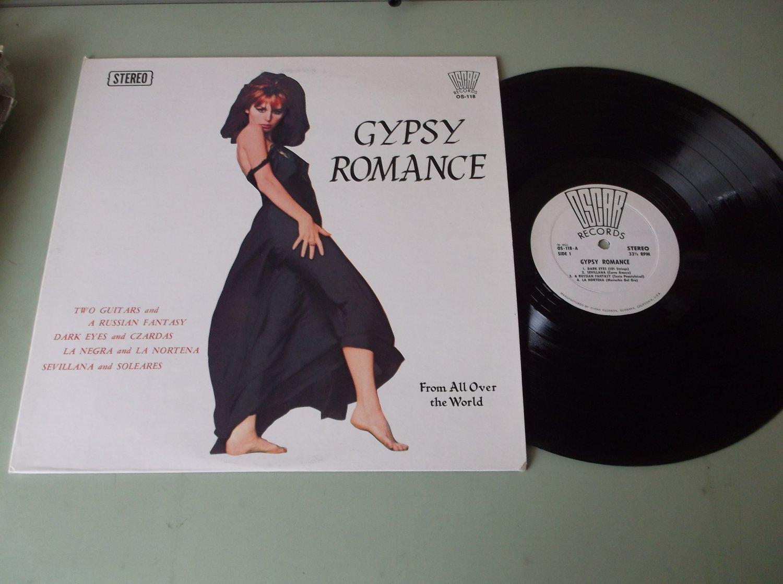 Gypsy Romance   Various Artist   OSCAR 118   Record  LP