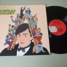 Nicholas Nickleby  Charles Dickens  DRG 12583    Television Soundtrack  Record  LP