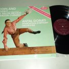 Copland  Rodeo El Salon Mexico  Antal Dorati   MERCURY 50172  Classical Record LP