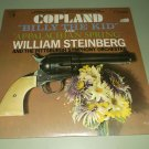Copland  Billy The Kid / Appalachian Spring   William Steinberg  11038  Sealed Classical Record LP