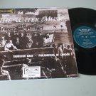 Handel  The Water Music - Thurston Dart - LONDON SOL 60010  Blue Back - Classical Record LP
