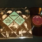 Leadbelly  The Midnight Special  16 Folk/Blues Recordings RCA LPV-505  Record LP