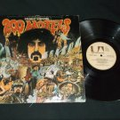 Frank Zappa - 200 Motels - UNITED ARTIST 9956 - Soundtrack Rock  Record  LP
