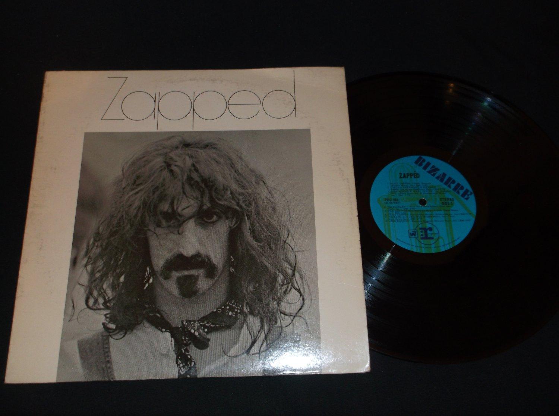 Frank Zappa and Various Artist - BIZARRE 368 - Rock  Record  LP