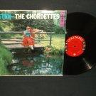 The Chordettes  Listen  COLUMBIA 956   LP Record  Rare