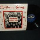Christmas Songs Obernkirchen Childrens Choir ANGEL 65021  LP Record