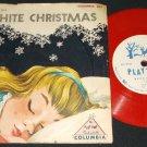 Arthur Melvin  White Christmas  COLUMBIA PLAYTIME 389  Childrens Record 78rpm