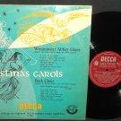 Christmas Carols  Westminster Abbey Choir  DECCA 4085