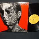 The Rolling Stones  Tatoo You  16052 Rock Record  LP