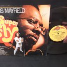 Curtis Mayfield - Superfly - CURTOM 8014 - Soul Soundtrack Record LP