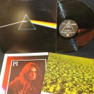 Pink Floyd Dark Side Of The Moon HARVEST SMAS 11163  w/ Original Posters Gatefold  Record  LP