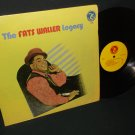 The Fats Waller Legacy - OLYMPIC 7106 - Jazz   LP