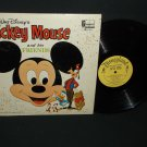 Disney's  Mickey Mouse And His Friends - DISNEYLAND DQ-1321  Children Record
