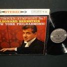 Leonard Bernstein - Beethoven No. 7 - COLUMBIA 6112  Record LP