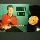Buddy Knox - ROULETTE 25003 - Rockabilly Rock Record LP