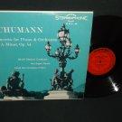 Daniel Chabrun Karl Engel - Schumann Op. 54 - OMEGA 14  Record LP
